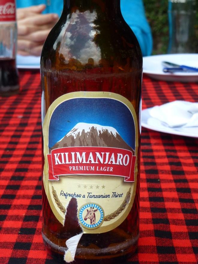 Bière Kilimandjaro