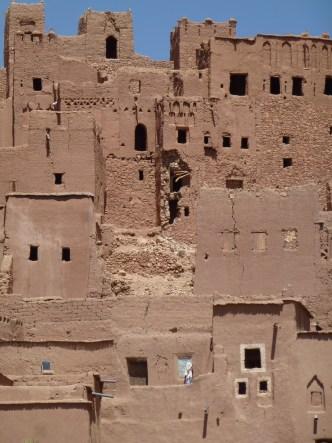 Aït Benhaddou Maroc