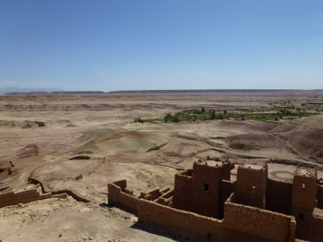 Aït Benhaddou – Maroc