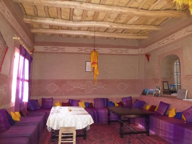 Riad Les Vieilles Charues - Ait Oudinar - Maroc