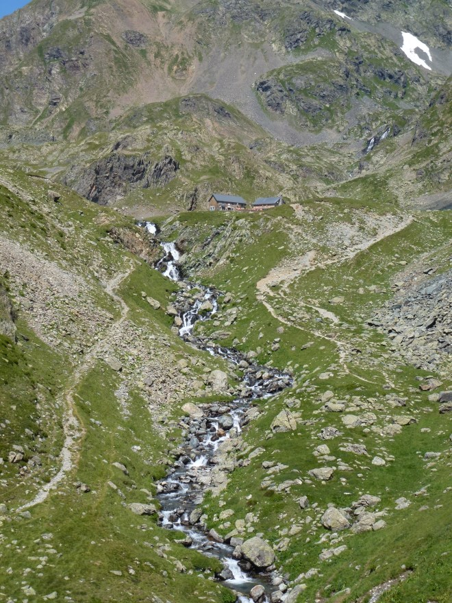 Refuge de la Pra - Belledone - Alpes