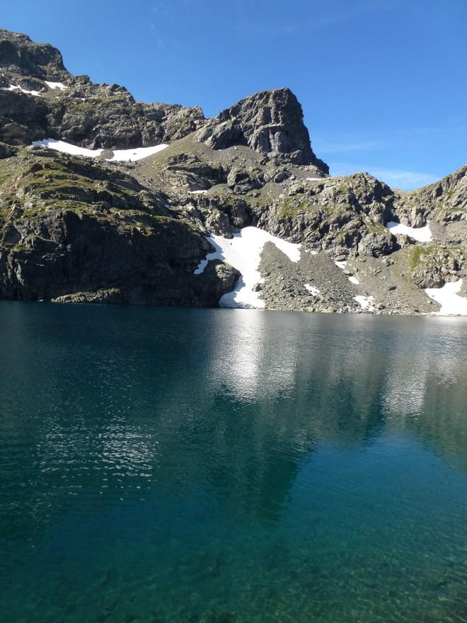 Lac du Petit Domènon - Belledonne - Alpes