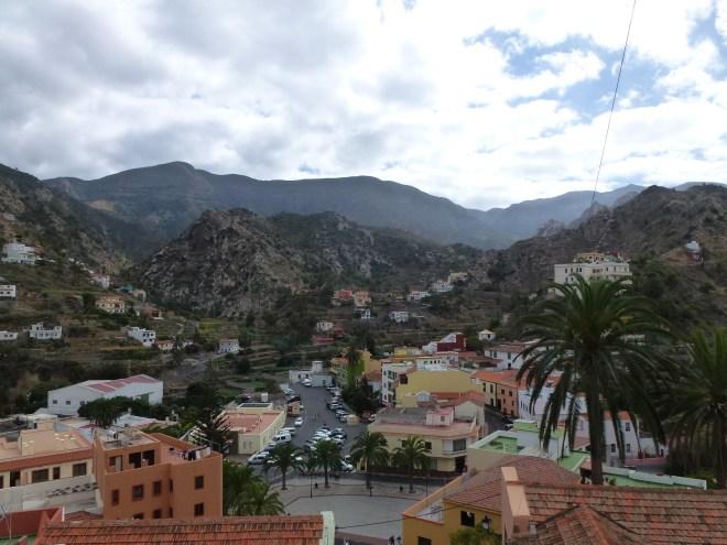 Vallehermoso, La Gomera - Canaries