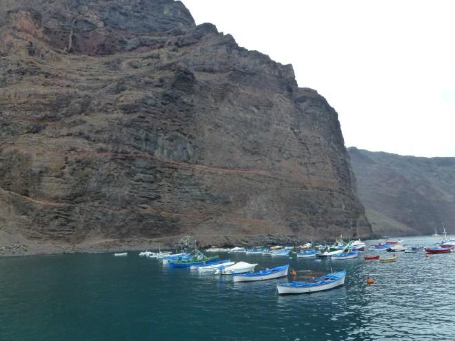 Valle Gran Rey, La Gomera - Canaries