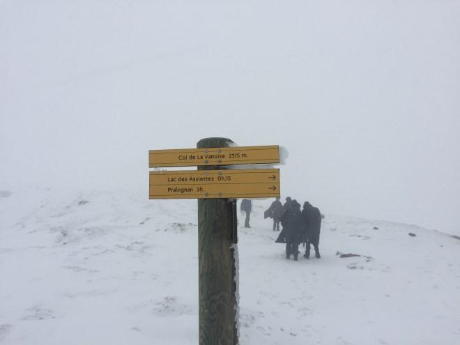 Col de la Vanoise (2515m)