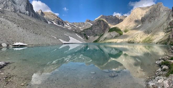 Lac des Béraudes