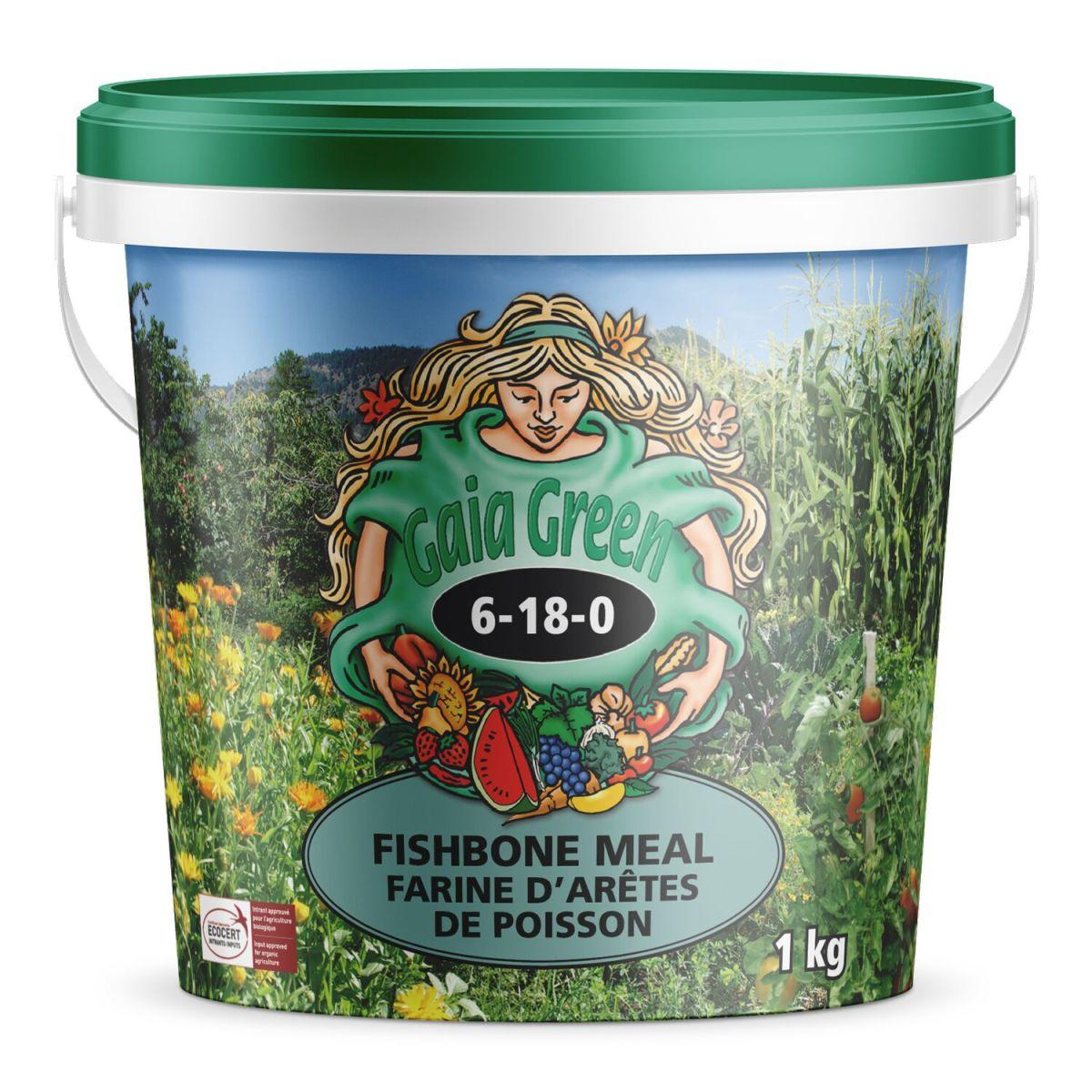Fishbone meal