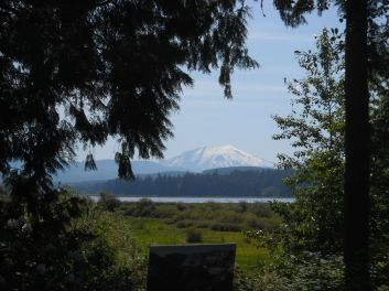 mt st helens 60 miles away