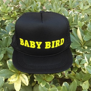 Baby Bird Trucker Hat