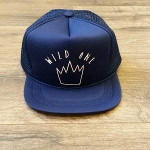 Wild One Navy