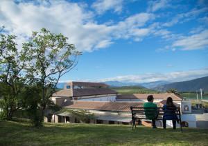 La Universidad de Investigación y Tecnología Experimental Yachay se encuentra en el cantón Urcuquí (Imbabura).