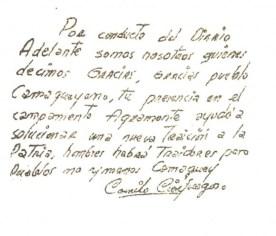 escrito-de-camilo-al-pueblo-camagueyano-el-21-de-octubre-de-1959-580x497