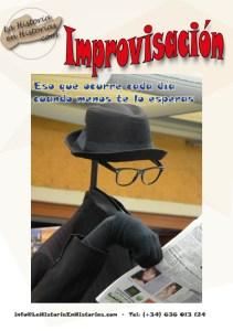 improvisacion