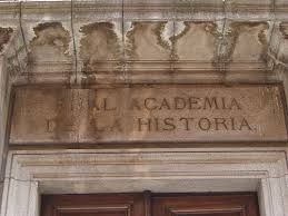 Puerta de la Real Academia de la Historia