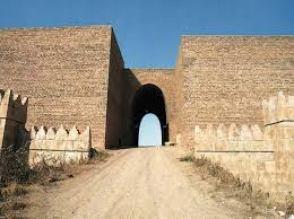 Puertas de Nínive, una de las capitales asirias