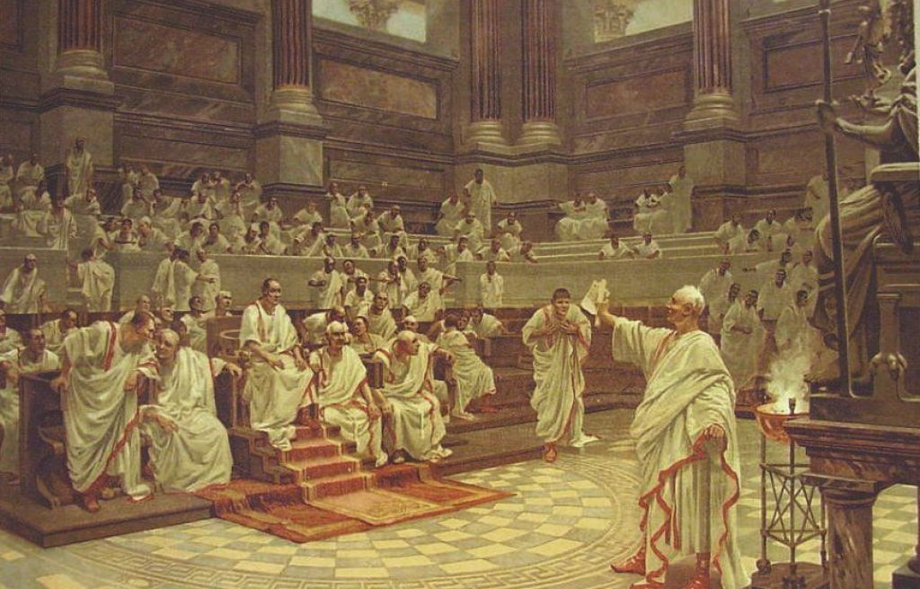 La Roma imperial: el final de la República