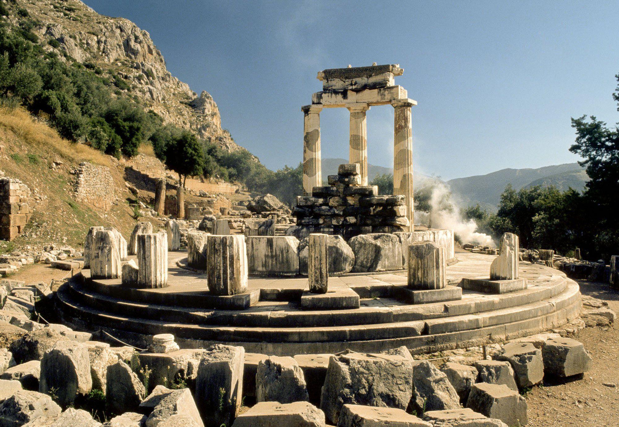 Or culos en la antigua grecia la historia heredada for Cultura de la antigua grecia