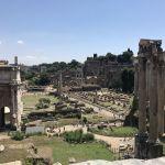 Roma, la Historia hecha ciudad