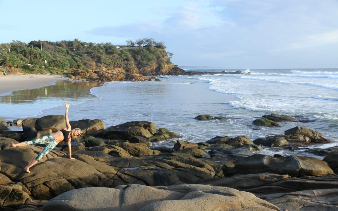 WEEK 26 – BYRON BAY YOGA & FEMININE VS MASCULINE