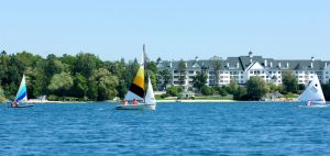 Osthoff Resort in Elkhart Lake, Wis.