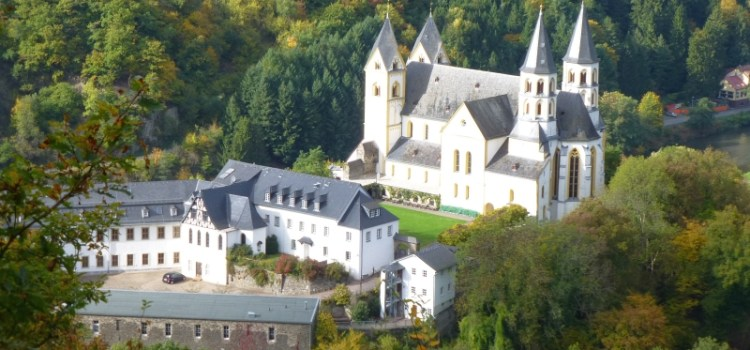 Der Klosterweg (Lahn)
