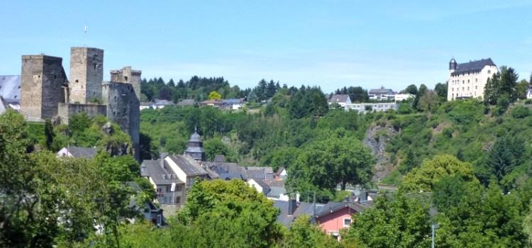 Wandern in der Dreiburgenstadt Runkel