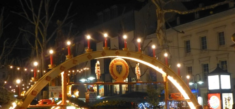 Warten aufs Christkind – der Limburger Christkindlmarkt