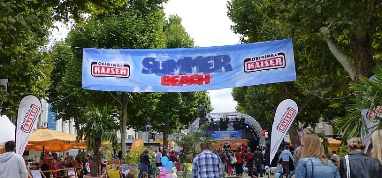 Summer Games 2015 – Limburg bringt den Sommer in die Stadt