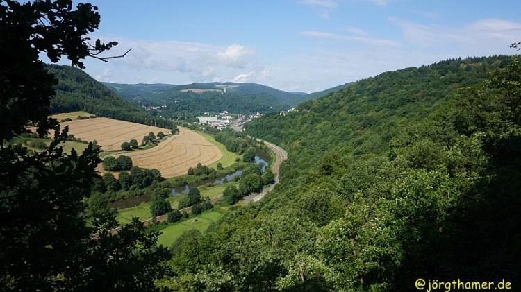 Lahnwanderweg - Hohe Lay