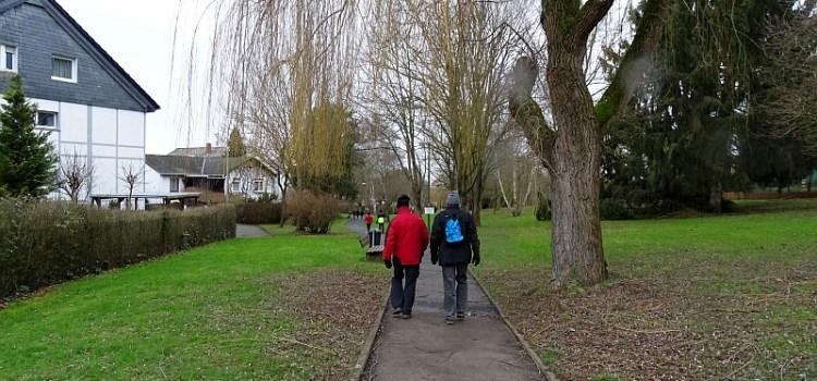 Durch Limburgs Süden… der 75. Internationale Volkswandertag