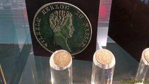 Münzen Wilhelm Herzog zu Nassau