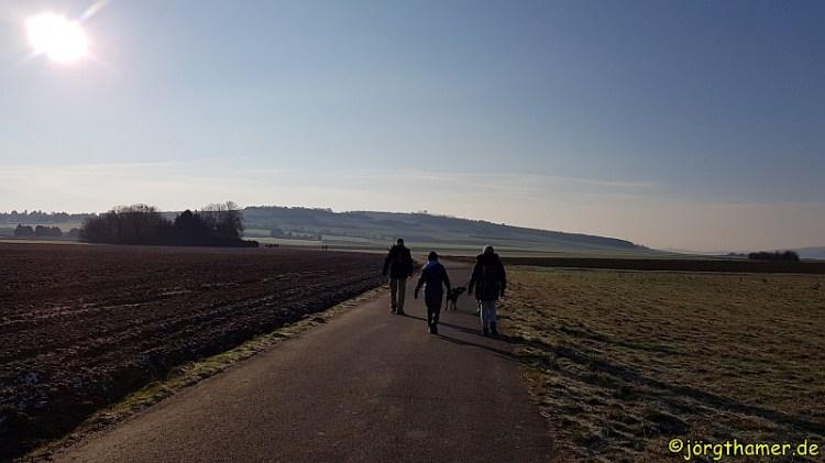 IVV-Wanderung Limburg Mensfelder Kopf
