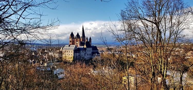 Regenpause – Blick vom Greifenberg auf den Limburger Dom