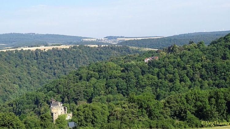 Lahnfacette Küppletour - Burg Balduinstein
