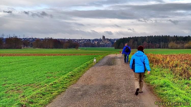 Volkswandern Limburg Richtung Dietkirchen