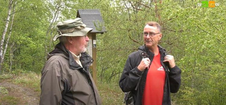Mit TV Mittelrhein unterwegs an der Lahn