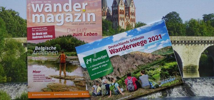 Deutschlands schönster Wanderweg 2021 – Lahnwanderweg ist nominiert!