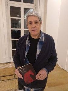 El escritor Manuel Pérez Lourido