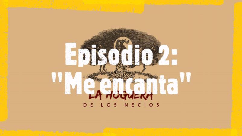 Podcast La Hoguera de los Necios