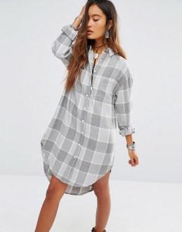 Glamorous - Robe chemise à carreaux 39,99 €