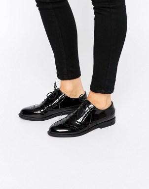 ASOS - MAYHEM - Chaussures richelieu 33,99 €