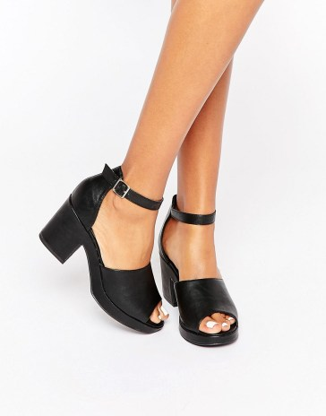 New Look - Bottes à talons hauts épais 25,99 €