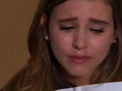 mi corazon es tuyo fanny llorar por carta paulina goto