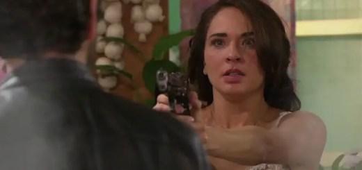 yo no creo en los hombres maria dolores amenaza con pistola a daniel adriana louvier