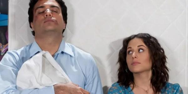 10 galanes que dejaron a su novia por la protagonista