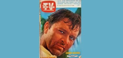 revista tele guia 1969 richard burton