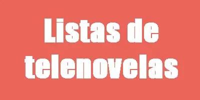 Las entradas de Telenovelas Mexicanas de 2015