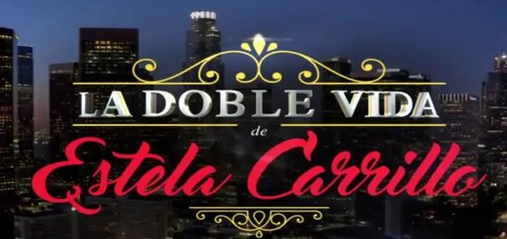 la doble vida de estela carrillo logo descargar capitulos completos videos online youtube dailymotion