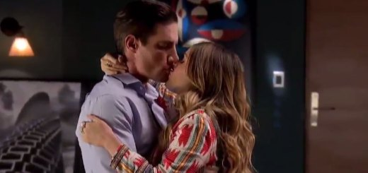 muy padres victor gonzalez dulce maria imagen tv beso