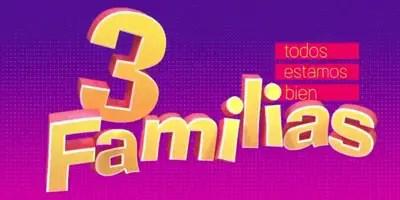 3 Familias. Crítica de la semana de estreno